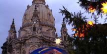 Dresden - Stadt der schönsten Weihnachtsmärkte